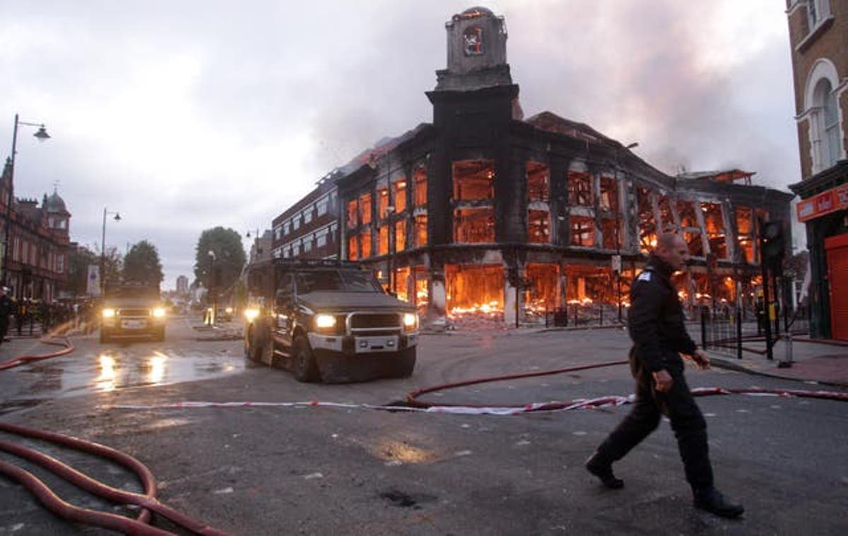 'Social ills' led to the London riots – we ignore this at our peril   Sadiq Khan