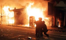 London riots, ten years on: 'It was a protest against police brutality'