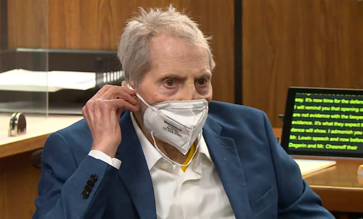 Real estate heir Durst expected to testify at murder trial
