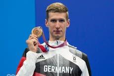 Siste OL: Germany's Wellbrock wins marathon swim