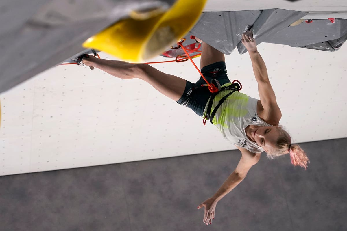 How the sport of climbing reached the Olympics