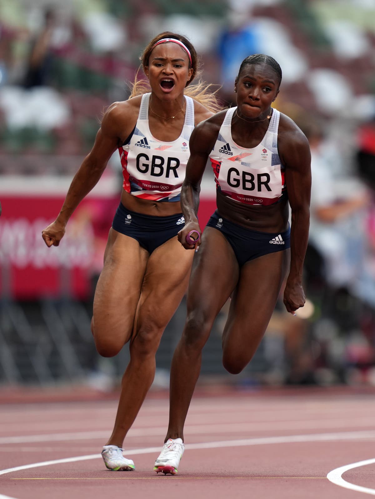Dina Asher-Smith eyeing relay redemption at Tokyo 2020