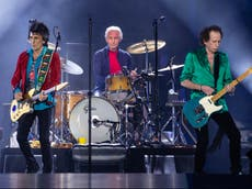 The Rolling Stones to tour without Charlie Watts as 80-year-old drummer recovers from procedure