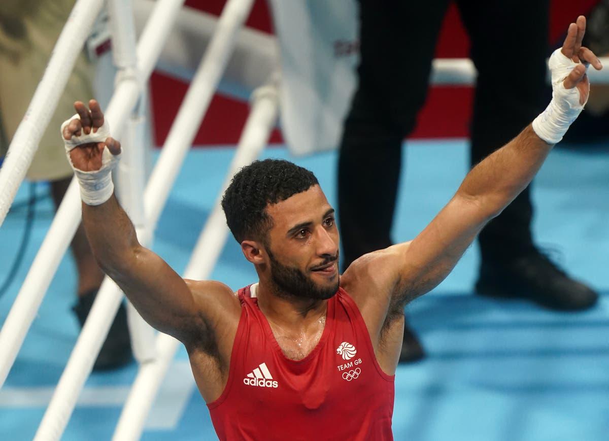 Galal Yafai close to realising Olympic dream after reaching flyweight final