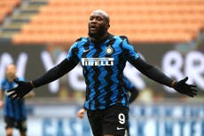 Romelu Lukaku transfer: Chelsea and Inter Milan just £10m apart on valuations with salary agreed