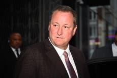 Mike Ashley to step down as boss of Sports Direct parent company Frasers Group
