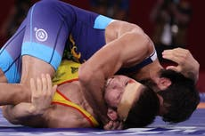 Jeux Olympiques de Tokyo: Wrestler endures Kazak opponent's full-jawed bite to assure fourth medal to India
