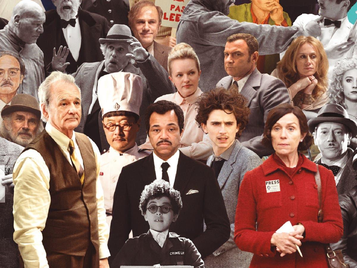 独家的: Wes Anderson's most impressive cast yet revealed in new poster for The French Dispatch