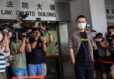Hong Kong prosecutors drop corruption charges against prominent singer and pro-democracy activist