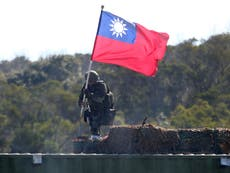 Biden administration approves first Taiwan arms sale valued at $750 miljoen