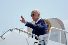 Biden offers temporary 'safe haven' for Hong Kong residents