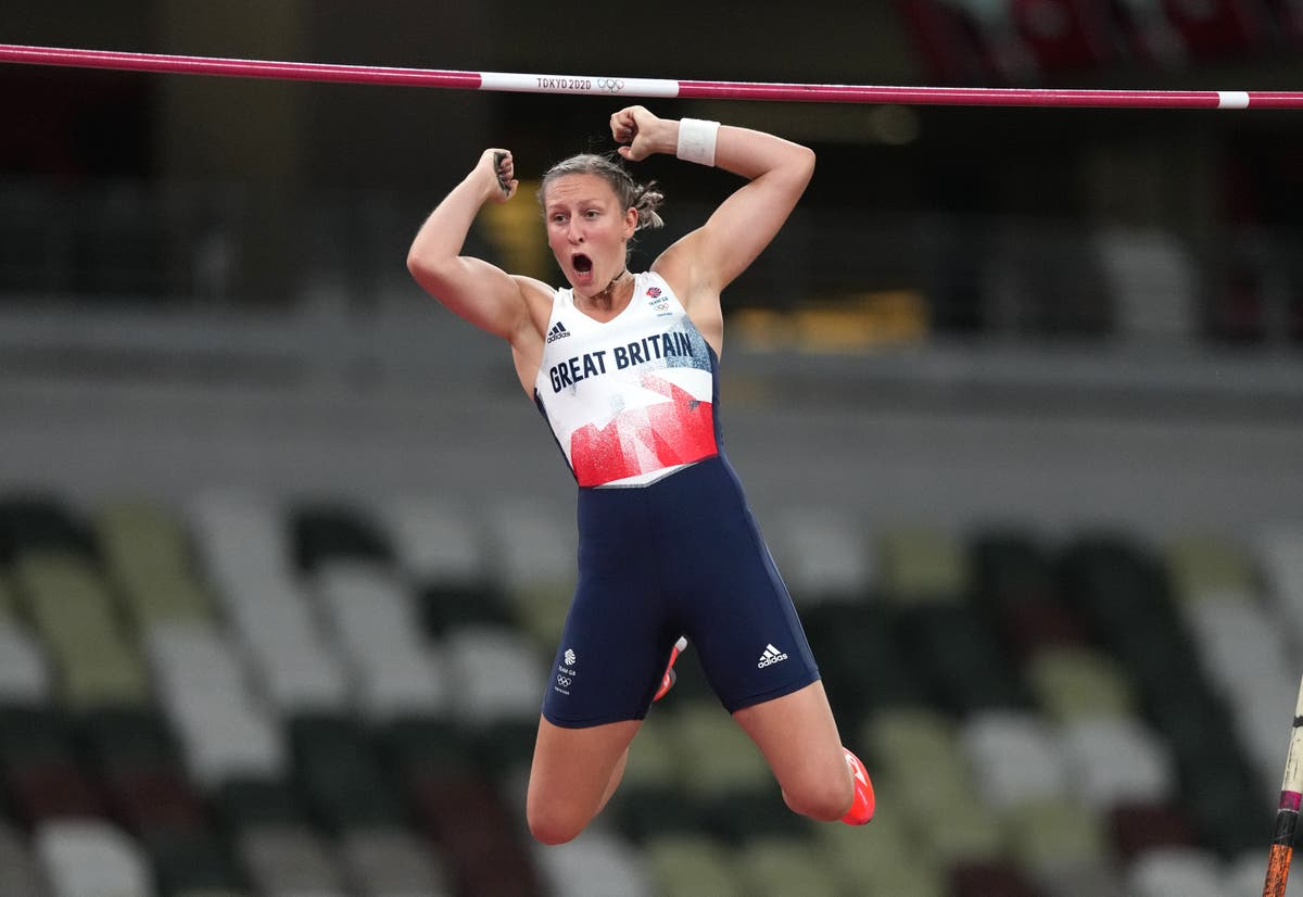 Holly Bradshaw considered quitting pole vault before Olympic bronze medal