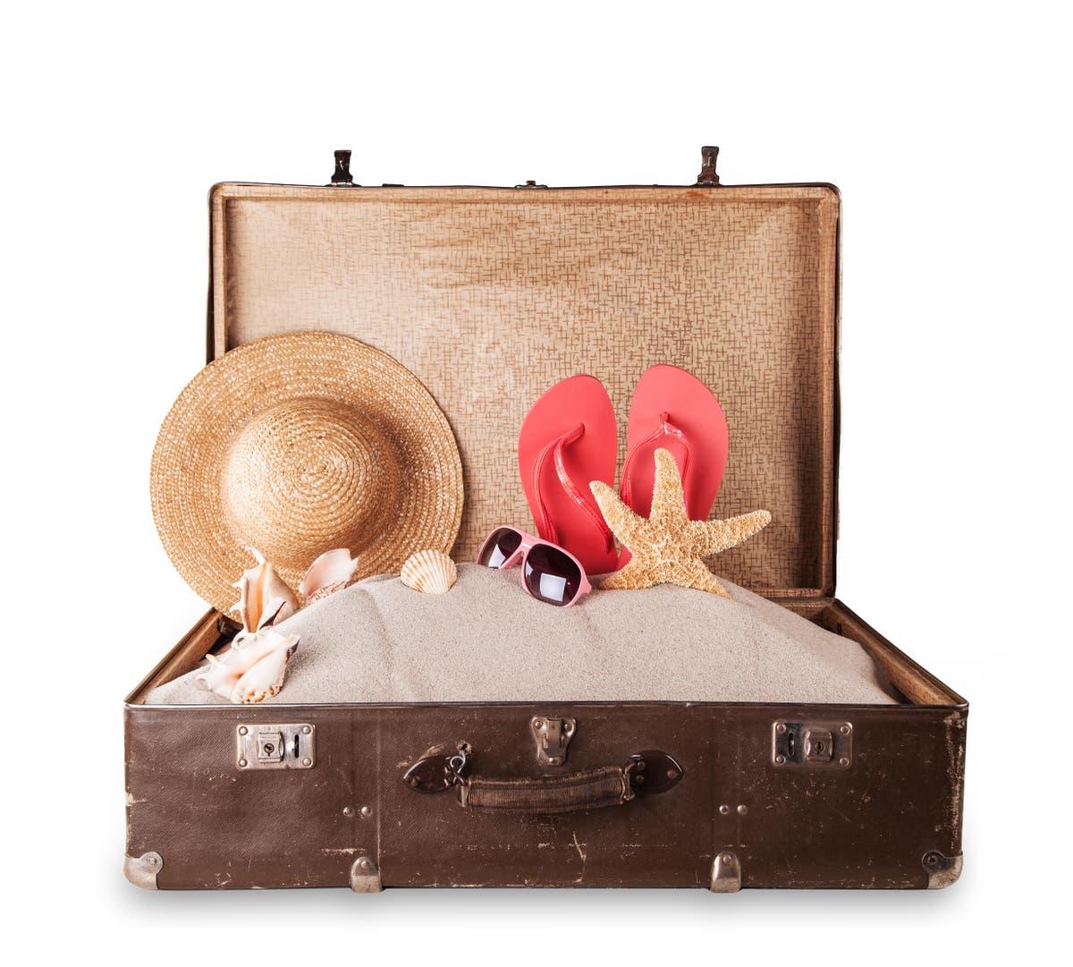 Os estágios emocionais de fazer as malas para suas primeiras férias pós-bloqueio