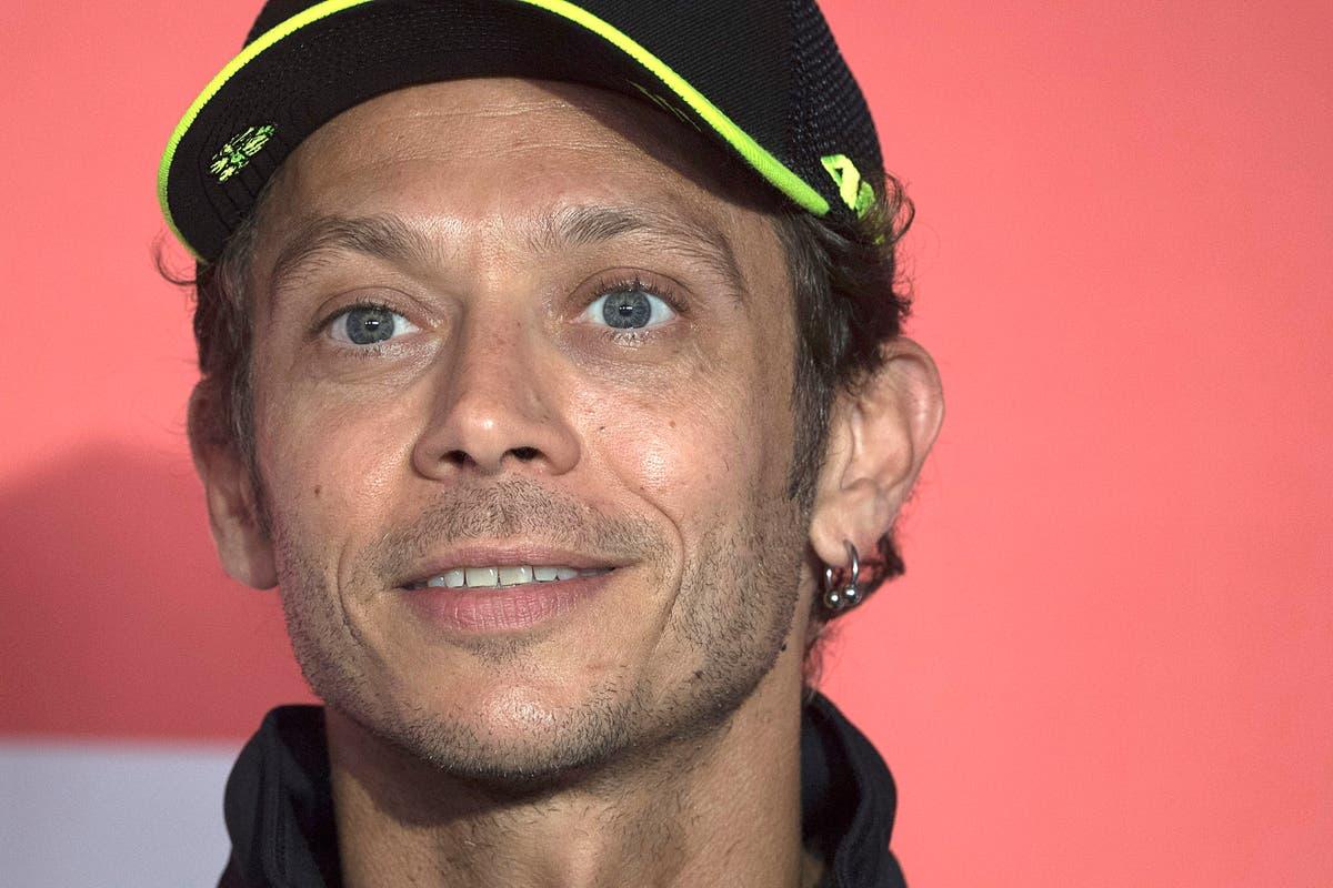 Valentino Rossi announces retirement from Moto GP