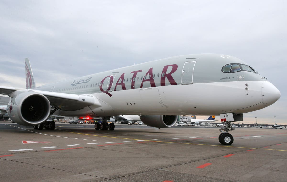 Qatar Airways grounds 13 Airbus A350s as fuselage degrading