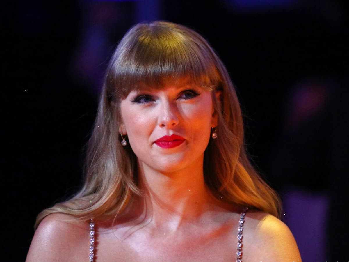 Taylor Swift's re-recorded 'Wildest Dreams' out-performs original on UK charts