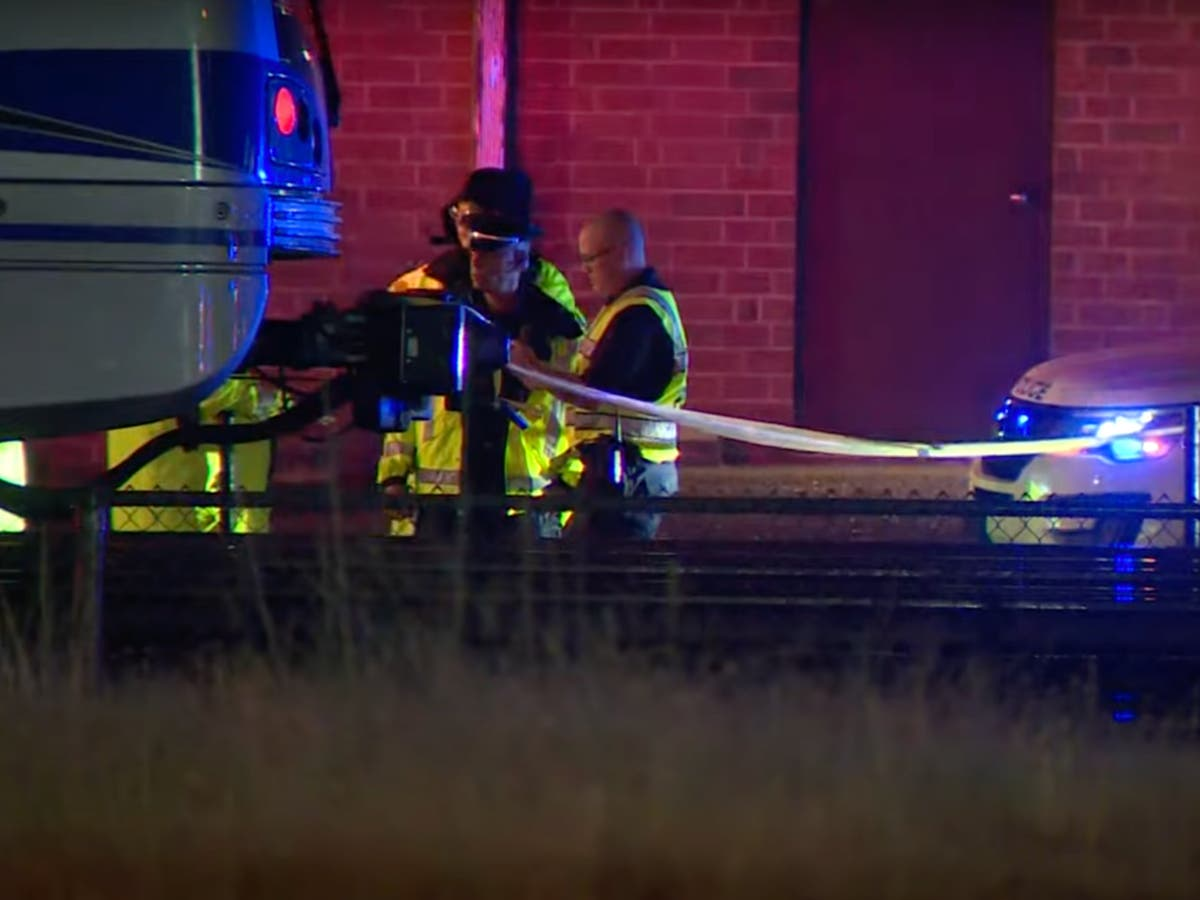 Two killed by North Carolina train in same spot where their brother died