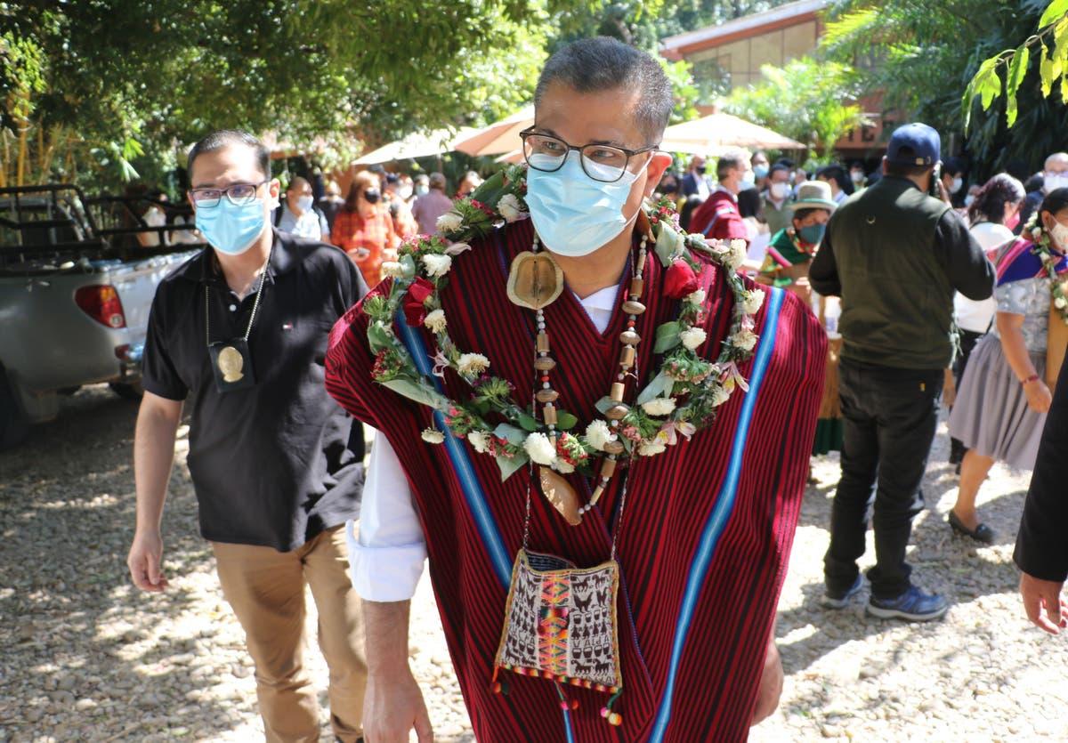 O ministro do Clima, Alok Sharma, voou para seis países da lista vermelha em sete meses sem a necessidade de isolar
