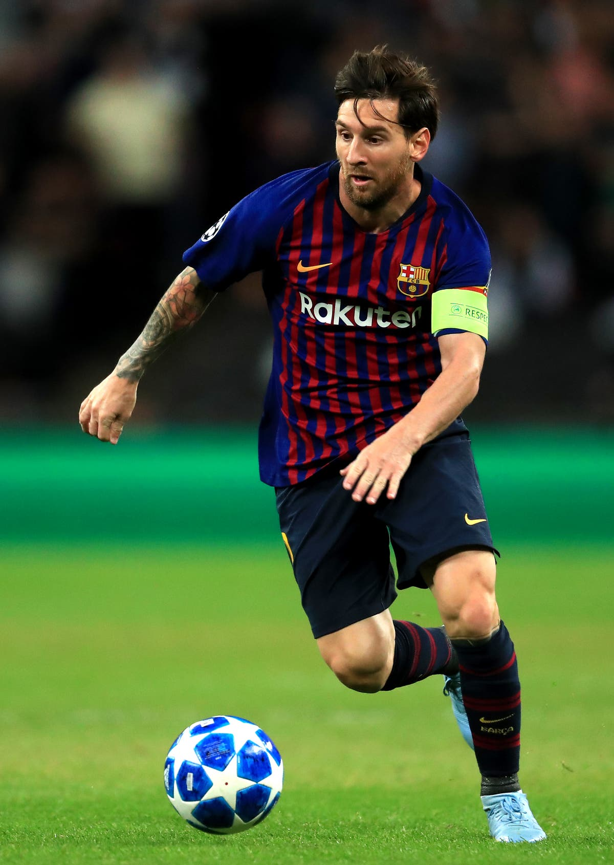 Joan Laporta expected to lift lid on Lionel Messi's departure from Barcelona