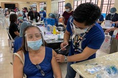 Two million covid cases recorded in Philippines as Delta variant fuels infection