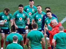Lions vs South Africa: 'Agony or ecstasy' for Warren Gatland in Test to decide series and define legacy