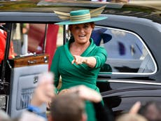 Sarah Ferguson: A duchess unsuited to royalty
