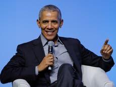 Obama goes for meat substitute in vegan menu for birthday dinner