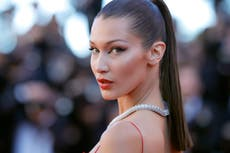 Bella Hadid opens up about 'enormous pressure' to project 'sexbot' image aged just 17