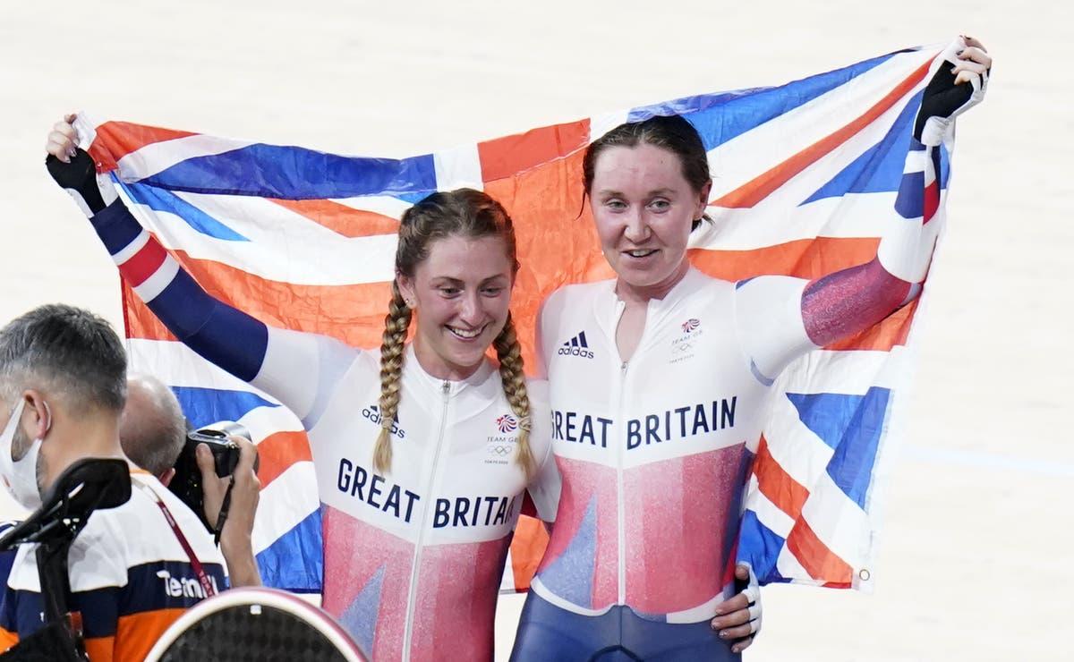 Cycling and Modern Pentathlon GB golds on day 14 - Britiske medaljevinnere i Tokyo