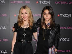Lourdes Leon says she gets 'no handouts' from mum Madonna