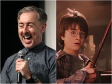 Alan Cumming told Harry Potter producers to 'f**k off' after they offered him major Hogwarts role