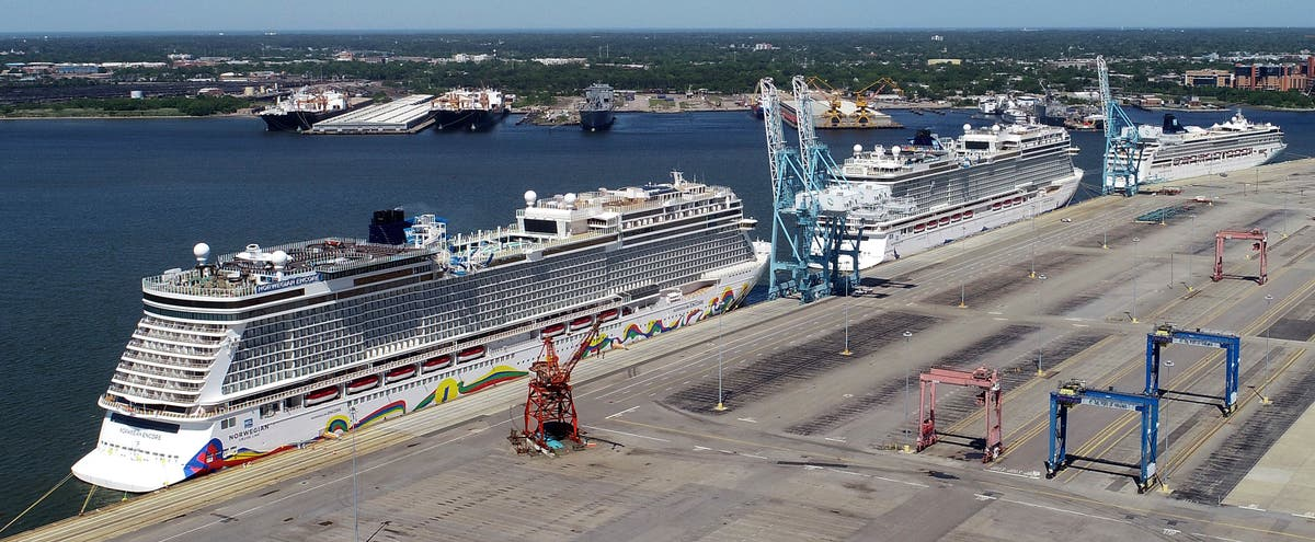 Norwegian Cruise Line challenges Florida ban on 'vaccine passports' ahead of resuming trips in state