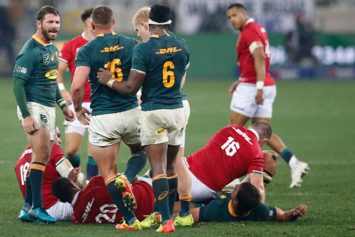 Is the Lions vs South Africa on TV tonight? Kick-off time and channel