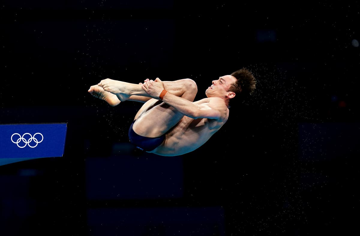 Tom Daley adds individual 10m platform bronze to synchro gold
