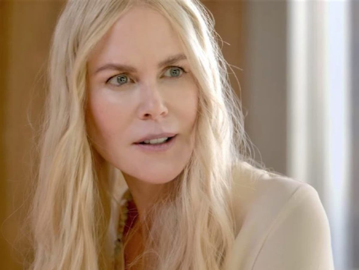 Nine Perfect Strangers star Nicole Kidman stayed in character for five months and would not respond to own name