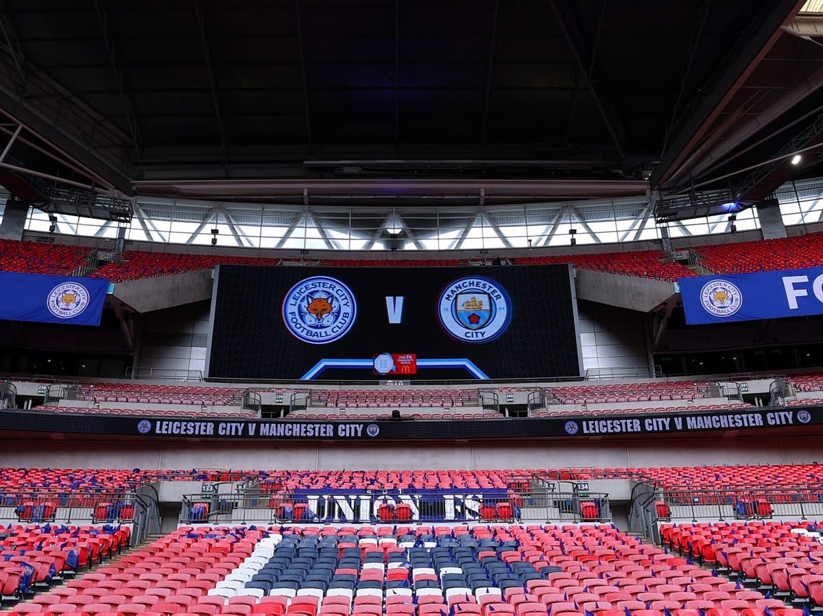 Community Shield LIVE: Latest Leicester vs Man City updates