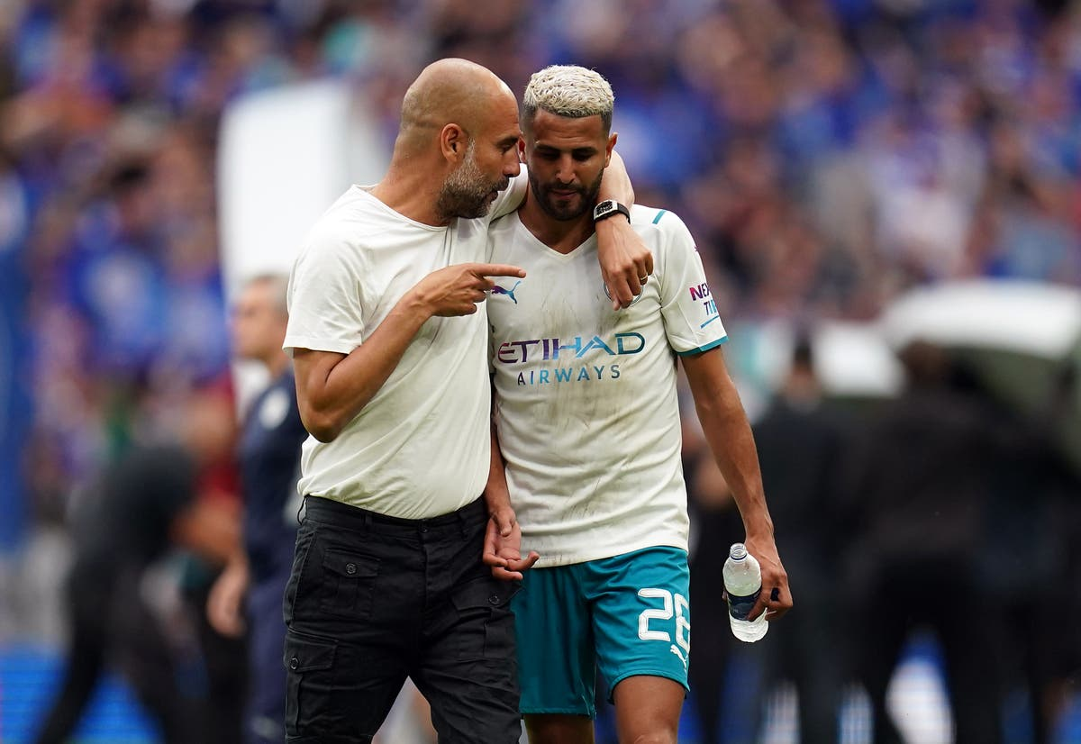 Pep Guardiola admits Man City will need to grind out wins without strongest side