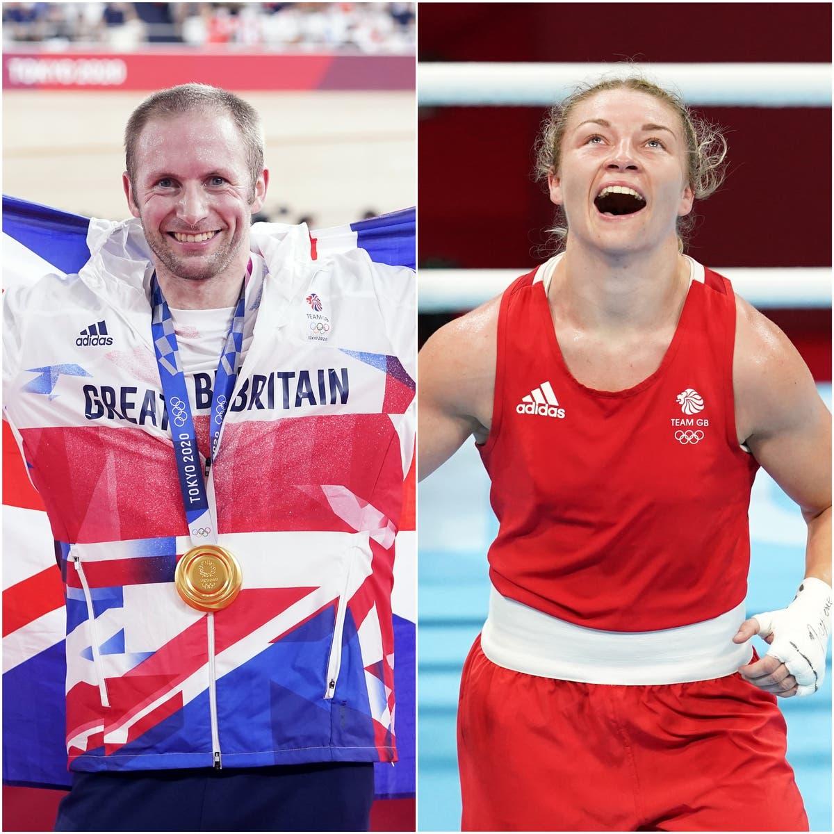 Jason Kenny en Lauren Price behaal goud as die totale GB -span 65 medaljes in Tokio 2020