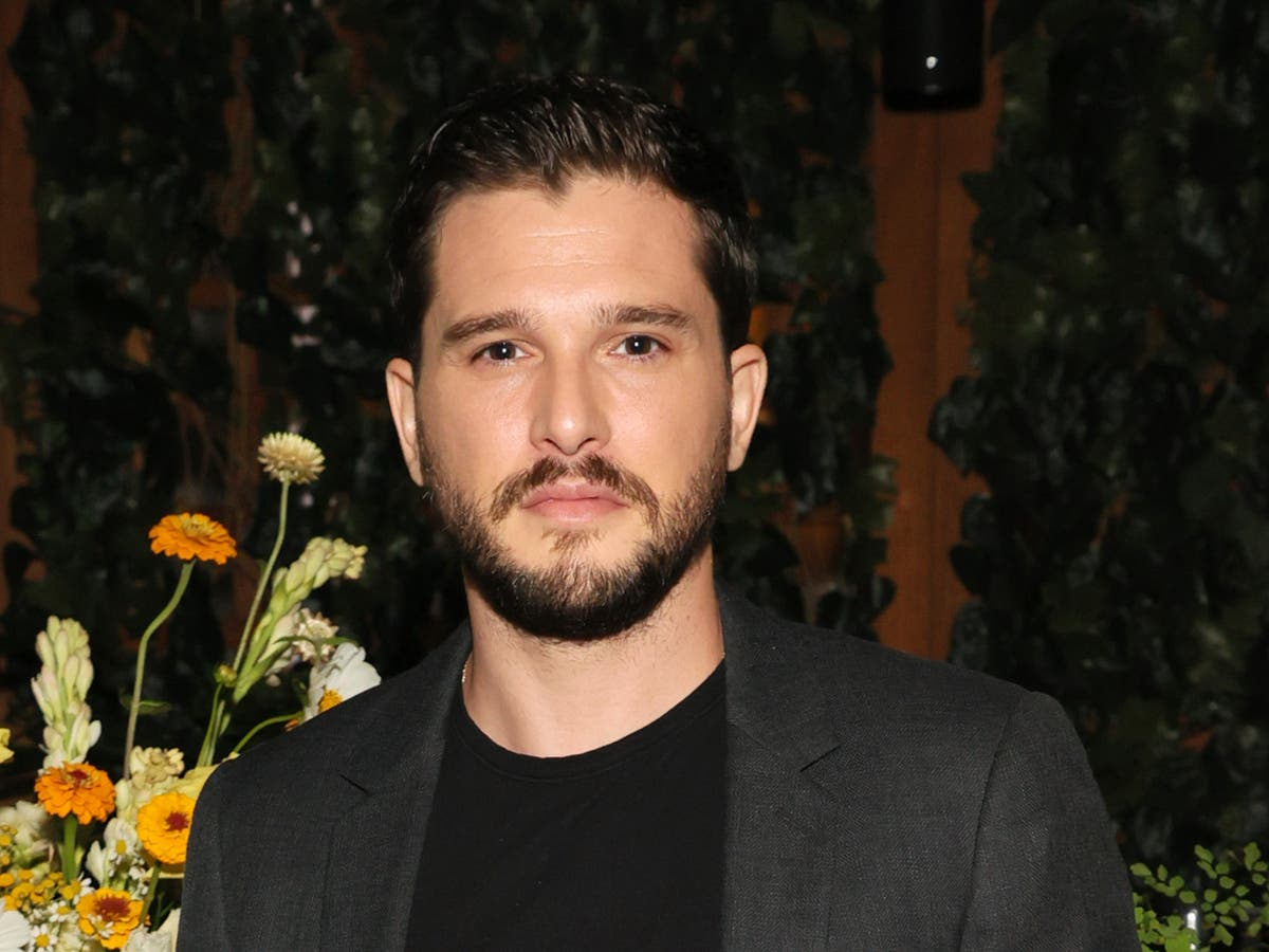 Kit Harington says he hopes he is judged by his acting and 'not just f***ing how I appear'