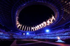 Tokyo Olympics LIVE: Closing ceremony underway after Kenny and Price golds see Team GB match London medal haul