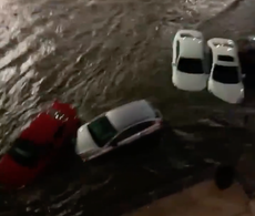 Flash floods and hail lash Omaha as power goes out for thousands