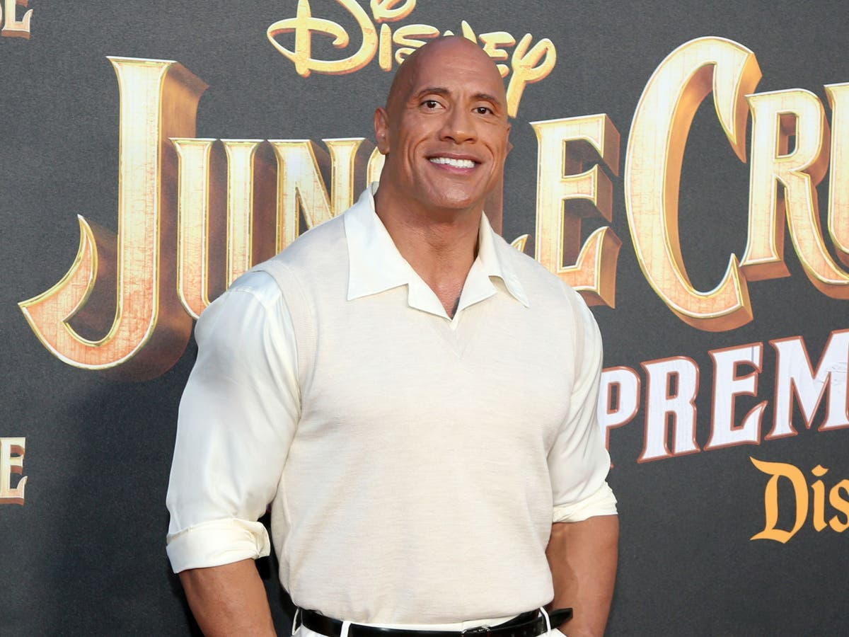 Dwayne Johnson says he showers three times a day when asked about 'stinky' celebrity washing habits