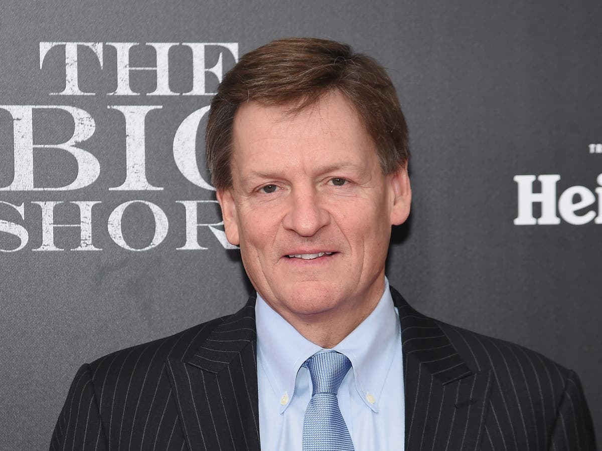 Moneyball author Michael Lewis reveals grief over daughter's sudden death