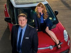 Peter Kay says Car Share could return for a Christmas special as he plays first gig in three years
