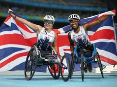 When do the Paralympics start?