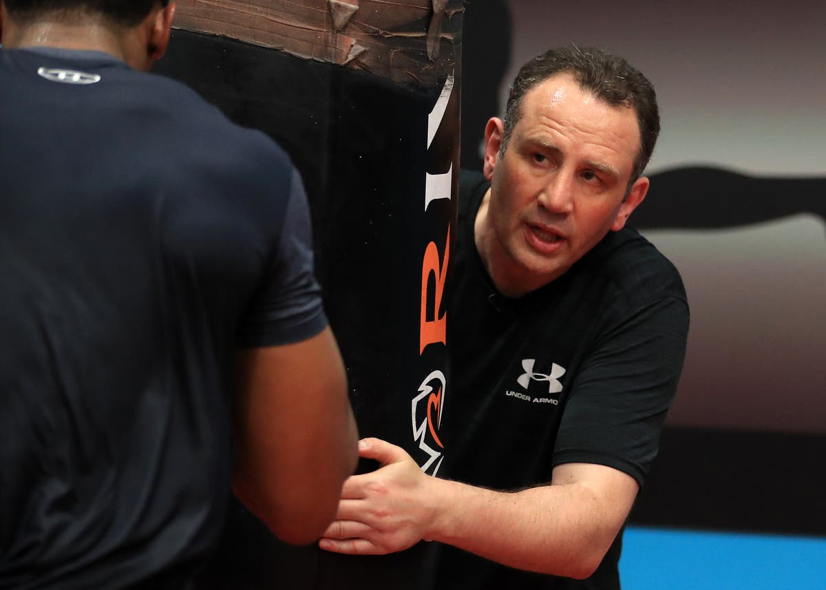 Rob McCracken keen to continue juggling Olympic role with Anthony Joshua duties