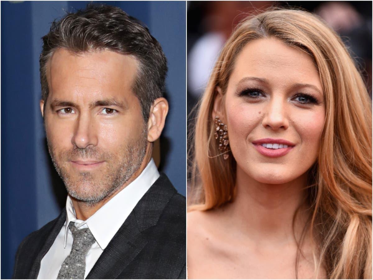 Ryan Reynolds says Blake Lively should have got Deadpool writing credit