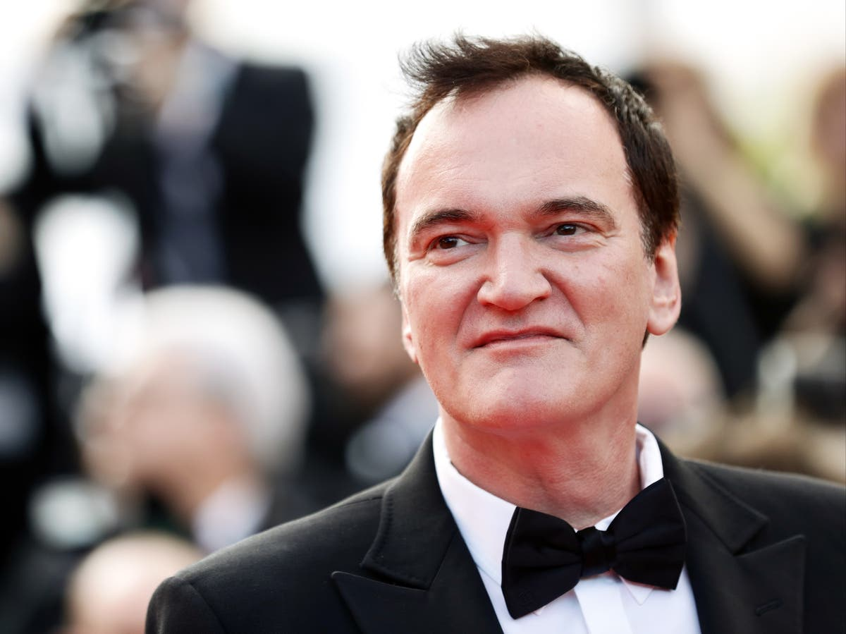 Quentin Tarantino's mum reacts to director's vow to never to give her a penny