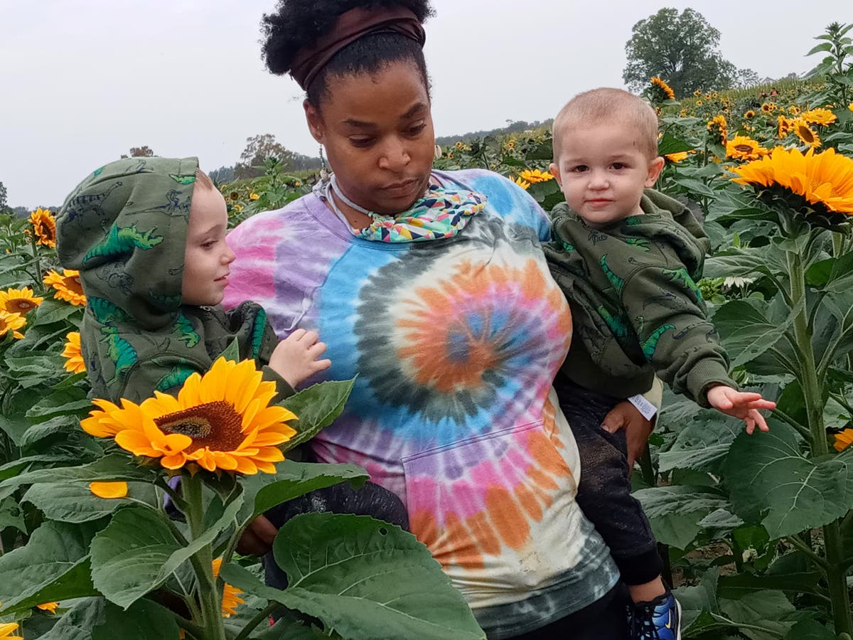 Black couple who adopted white children describe moment they were accused of having abducted them