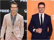 Ryan Reynolds says Hugh Jackman is 'not even Australian' as he continues 'feud'